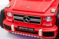 Vehicle Mercedes G63 6 x 6 Red-3118583