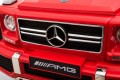 Vehicle Mercedes G63 6 x 6 Red-3118585