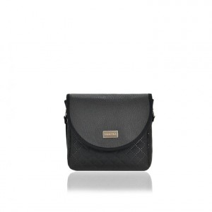 TOREBKA MINI PURO 921 BLACK LEATHER