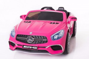 MERCEDES SL65 AMG PILOT, WOLNY START, WALIZKA DO AKUMULATORA ,  MP4 /XMX602