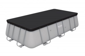 Cover The Rack-Mounted Pools BESTWAY