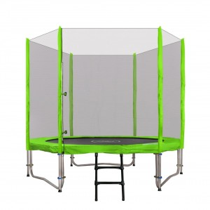 Whole trampoline 8FT 244cm Green