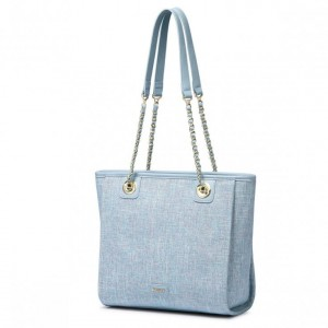 NUCELLE 2019 New Large Capacity Women Tote Bag Blue