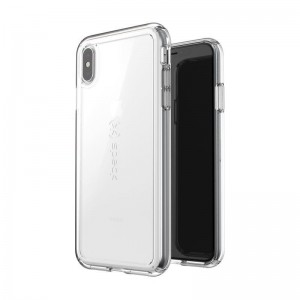 Speck Gemshell - Etui iPhone Xs Max (Clear/Clear)